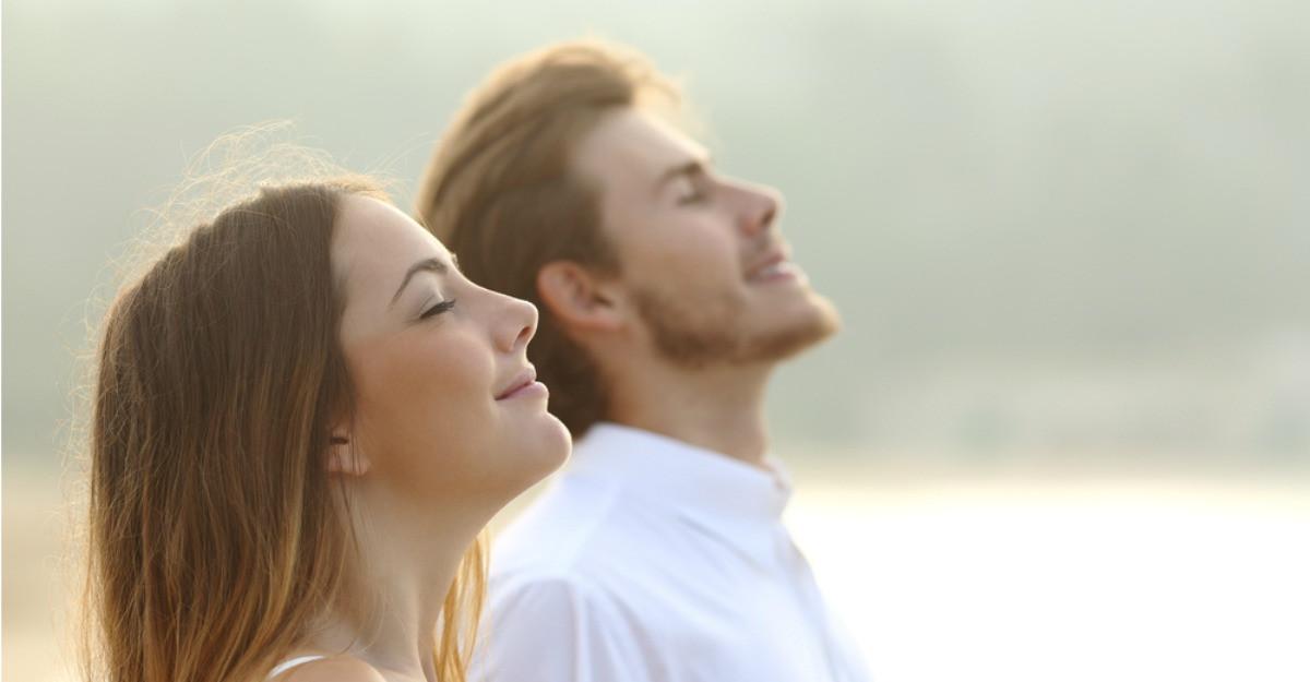 4 Tehnici de respiratie pentru a reduce stresul