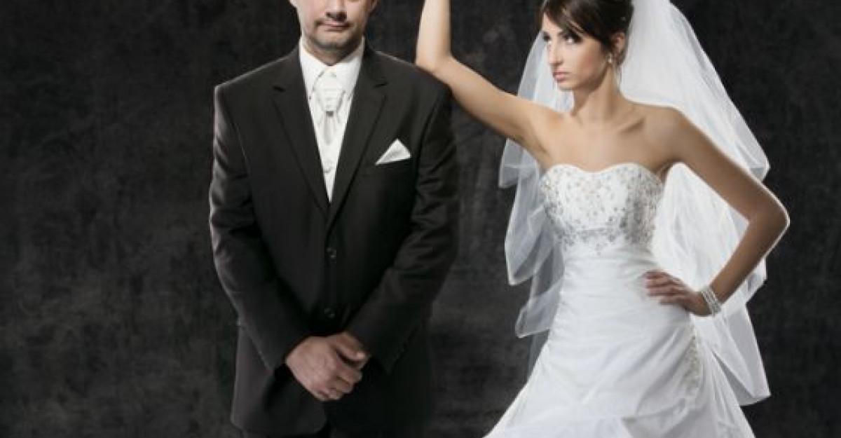 Cele mai frecvente motive de cearta in legatura cu nunta si cum sa le eviti