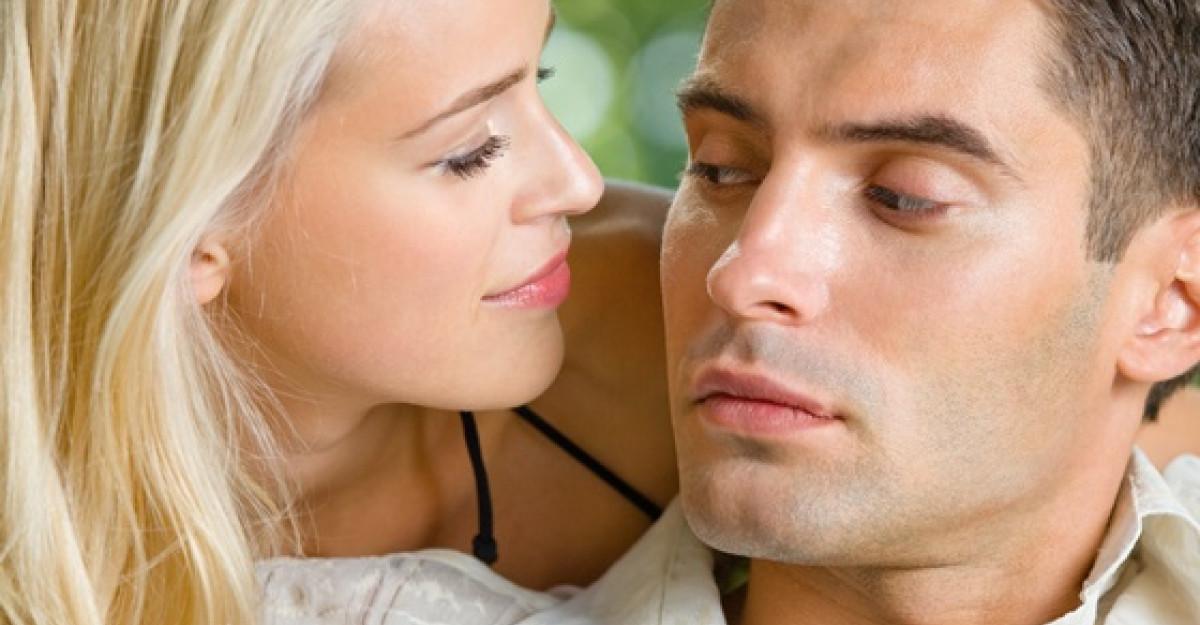 Cum sa nu te mariti cu barbatul nepotrivit