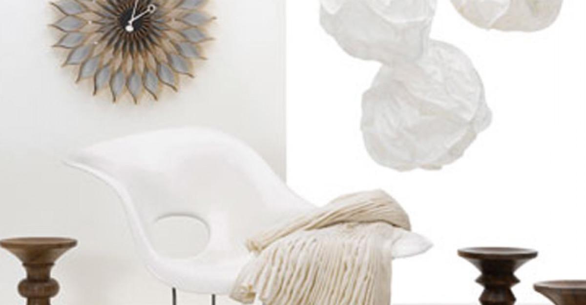 Piese de mobilier organice, pentru o locuinta moderna