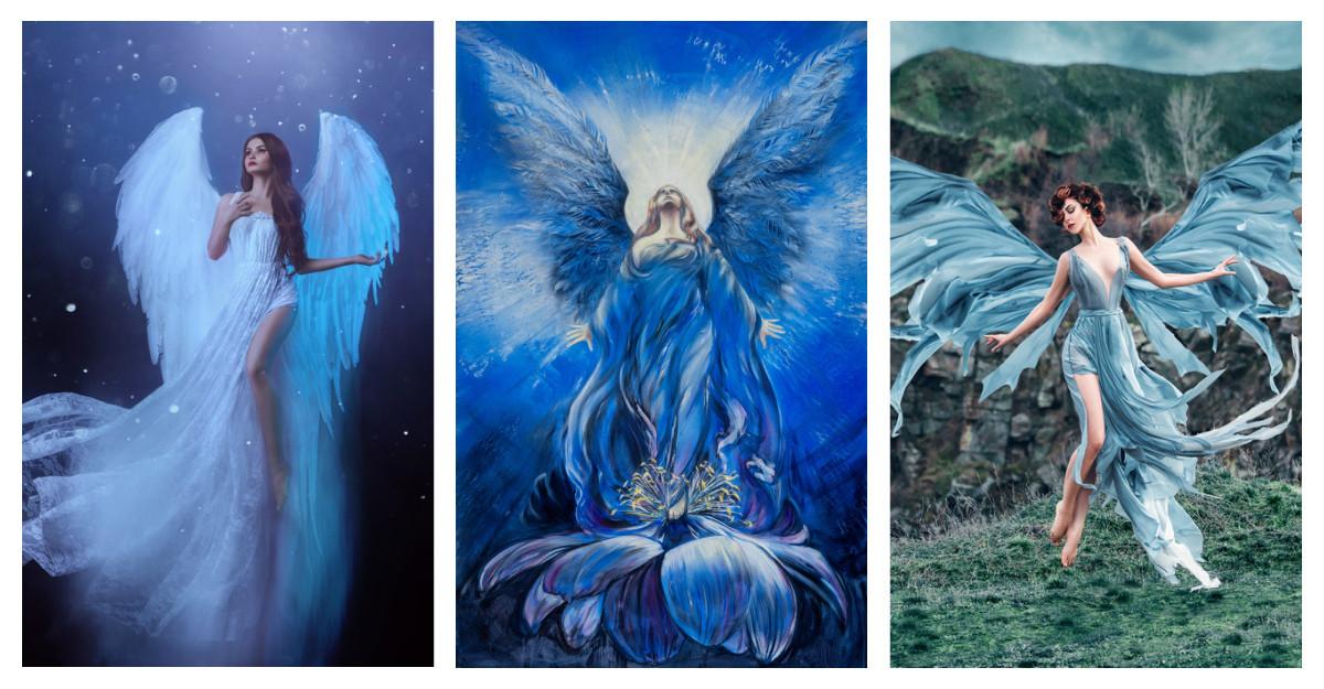 Alege îngerul păzitor și află mesajul pe care îl are pentru tine pentru luna iunie 2021