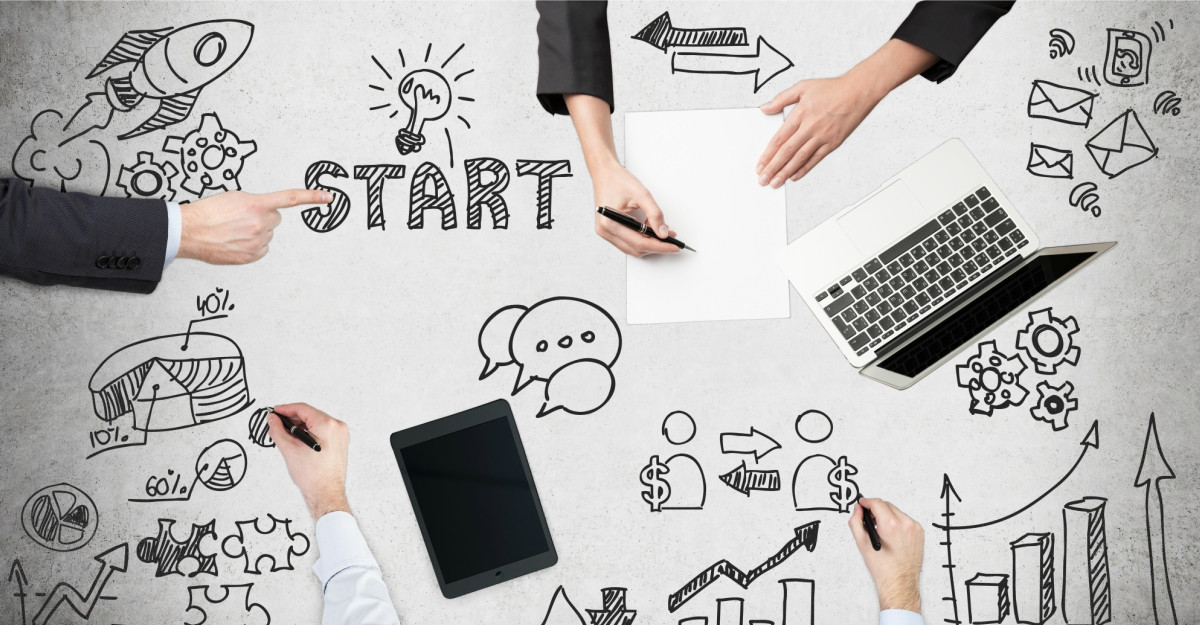 Opt pași pentru a-ți construi o afacere făcând ceea ce îți place