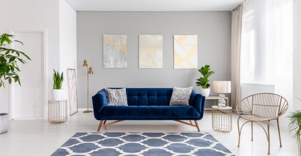 Cum ne alegem canapeaua perfecta pentru living