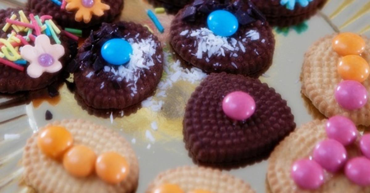 Grany, o noua gama de biscuiti