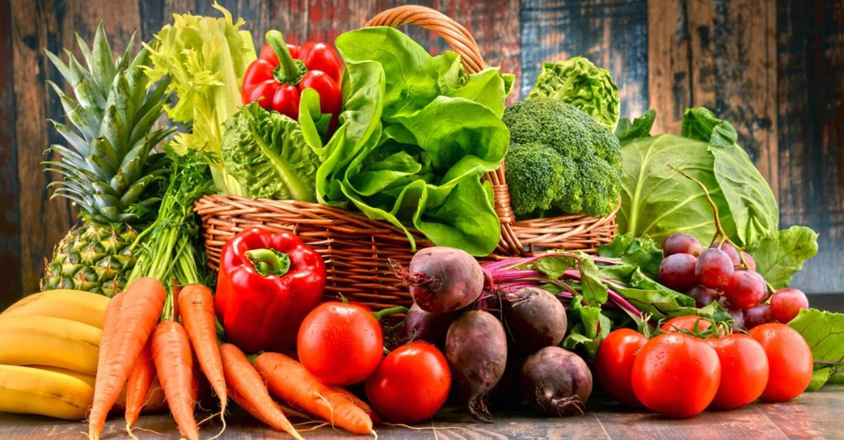 Lista cu alimente pe care trebuie să le mănânci, în funcție de vârstă