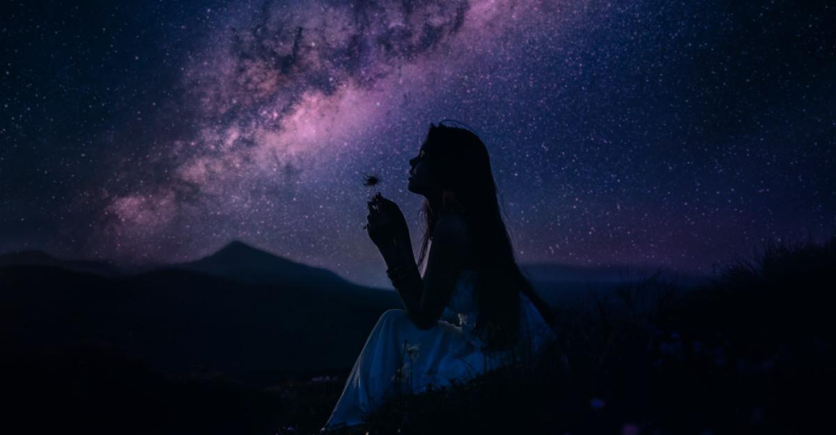 Ai încredere în Univers. Nu te va lăsa la greu