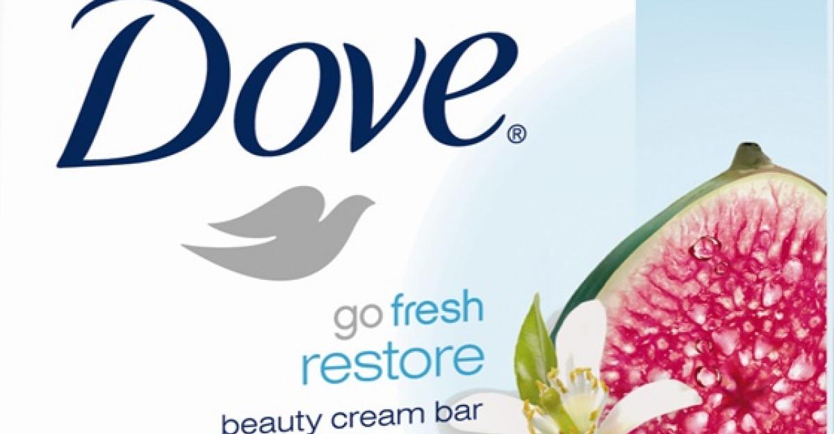 Noua gama Dove Go Fresh Restore