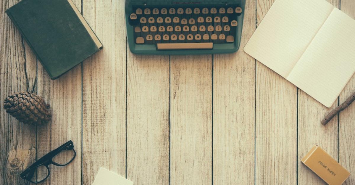 Trei pași pentru a deveni o bună scriitoare