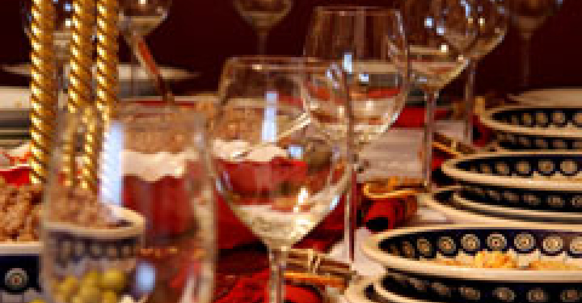 6 Retete dietetice festive pentru Masa de Revelion