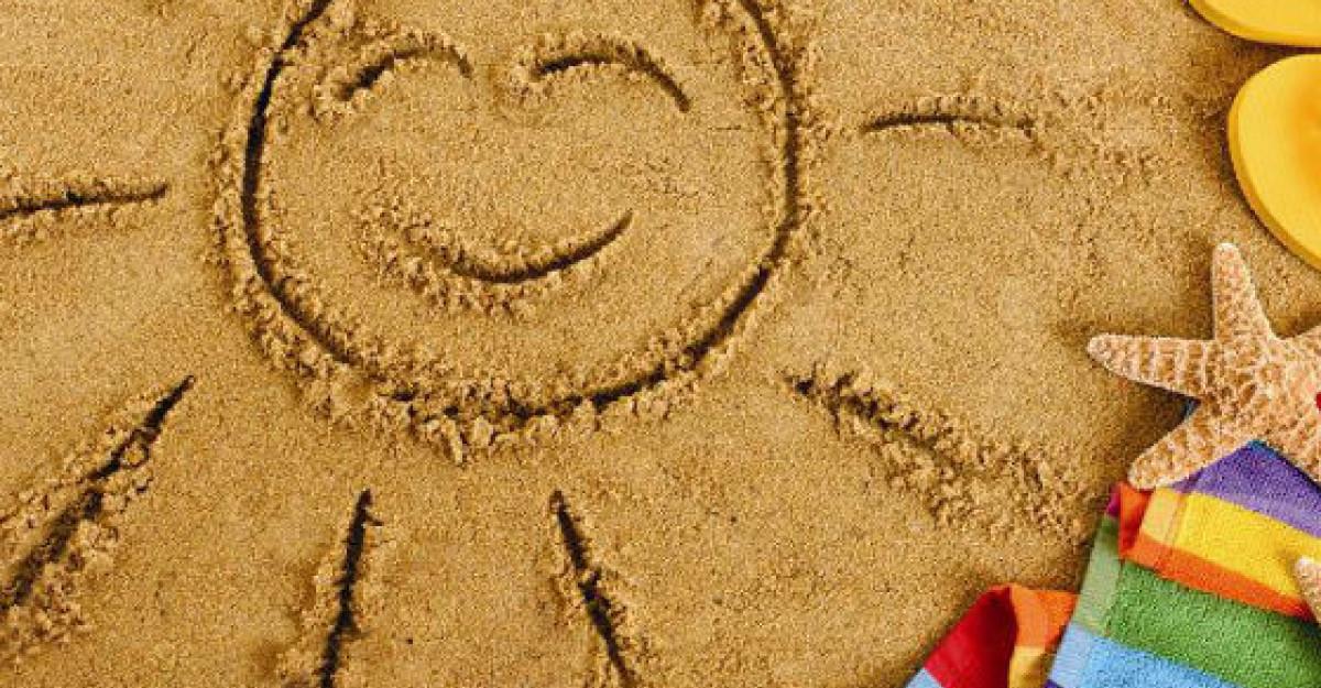 5 Pasi esentiali pentru protectia corecta la soare