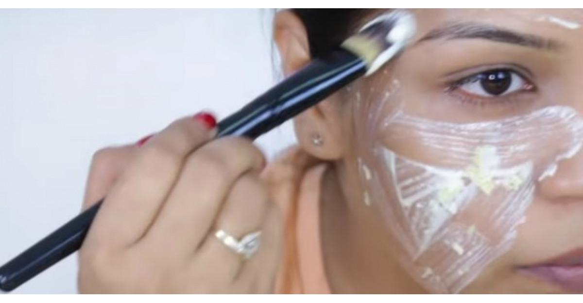 Scapa definitiv de porii dilatati cu aceasta masca naturala