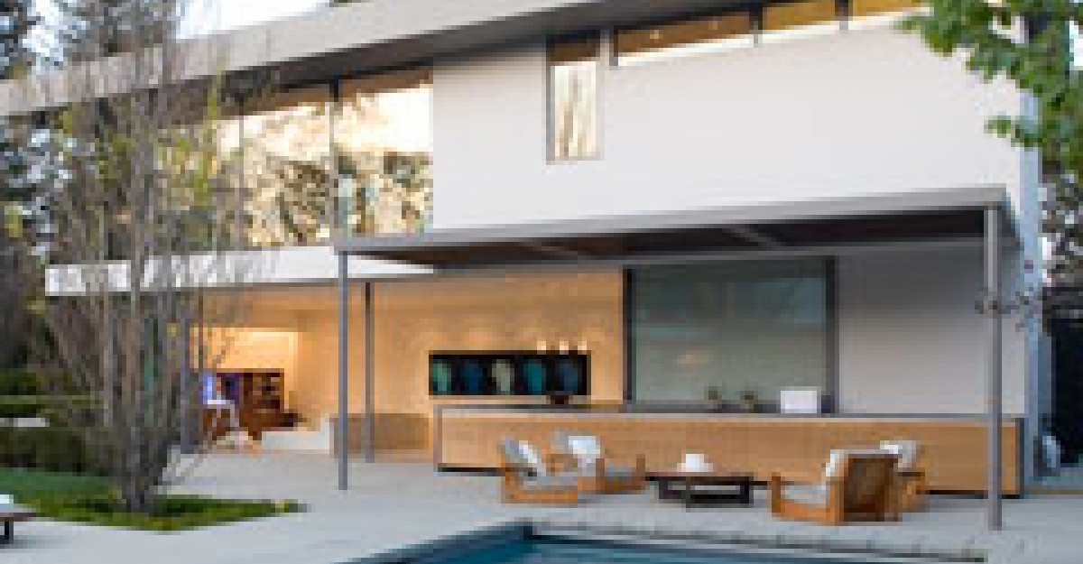 Arhitectura: Resedinta Brentwood