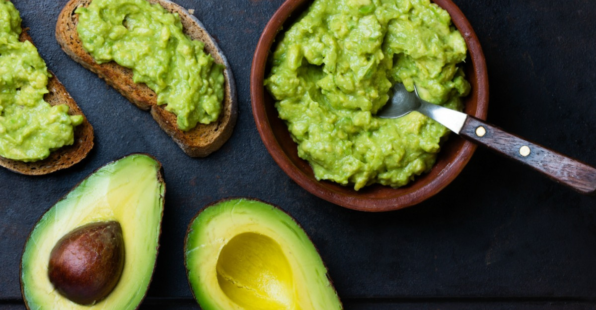 Tine kilogramele la distanta cu dieta cu avocado