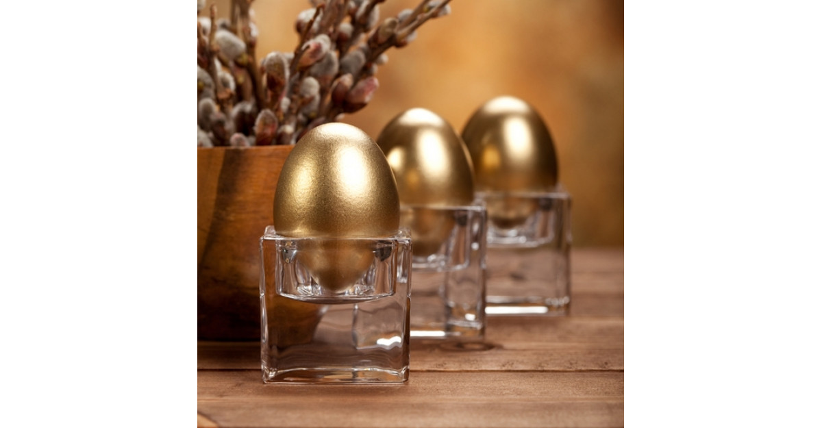 (P)Raiul cadourilor de Paste: Luxury Gifts