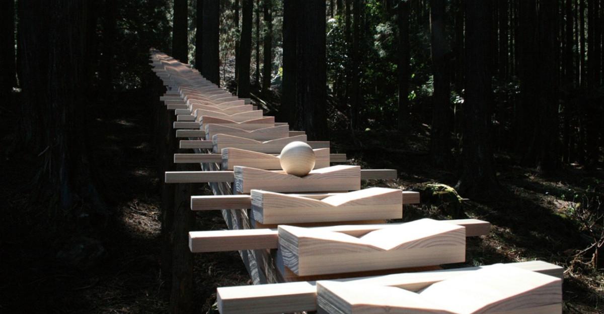 Cum japonezii au creat cea mai incredibilă grădină de sunete din lume?