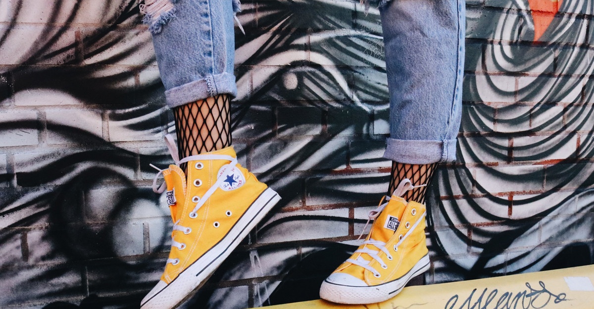Istoria pantofilor sport Converse: descoperă de unde pornește brandul icon