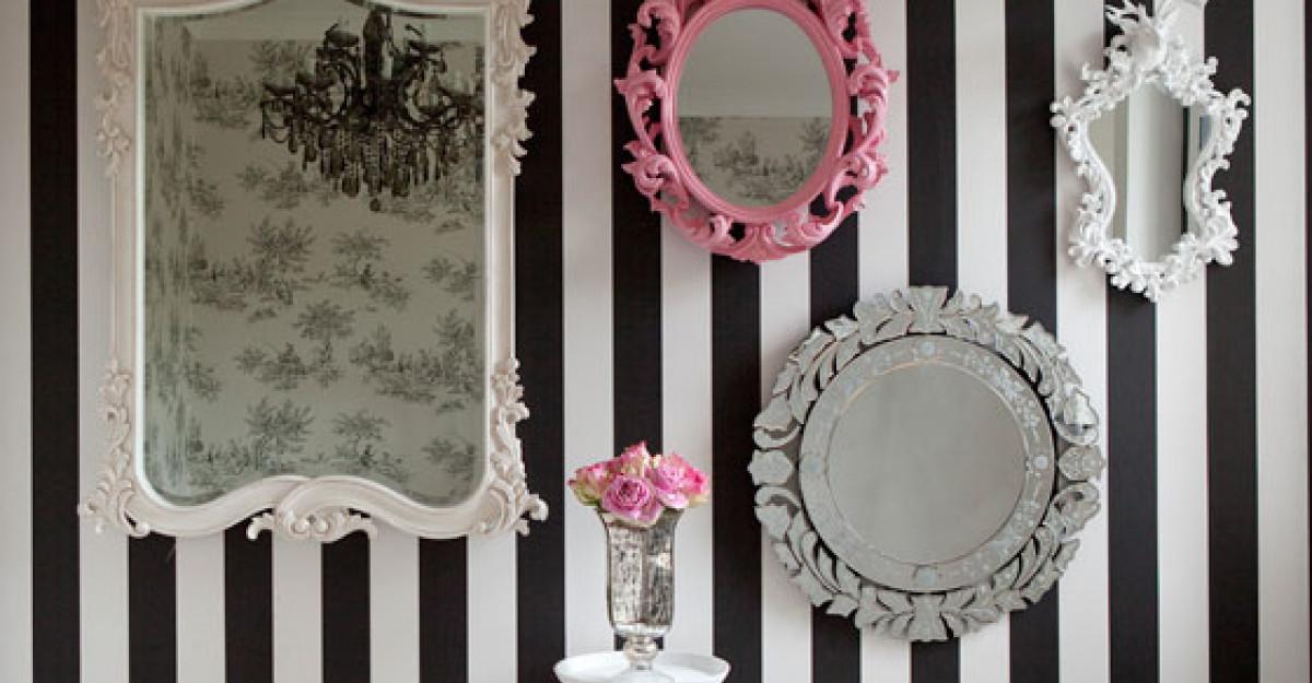 5 modele de oglinzi pentru locuinta ta