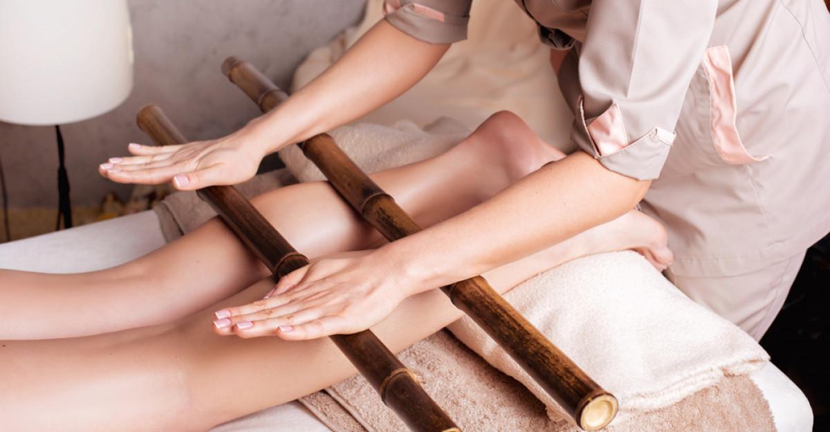 Aproape de Burn Out? Masajul cu bambus este solutia