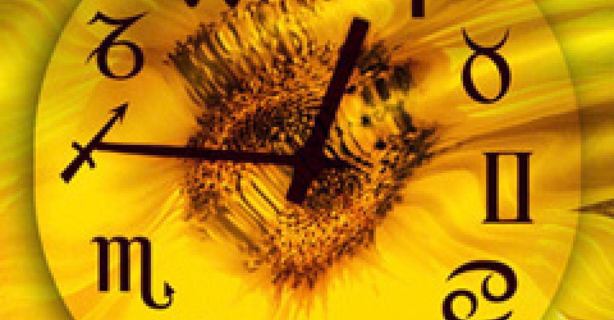 Numerologie: Diferenta de varsta si punct de vedere astrologic si ezoteric
