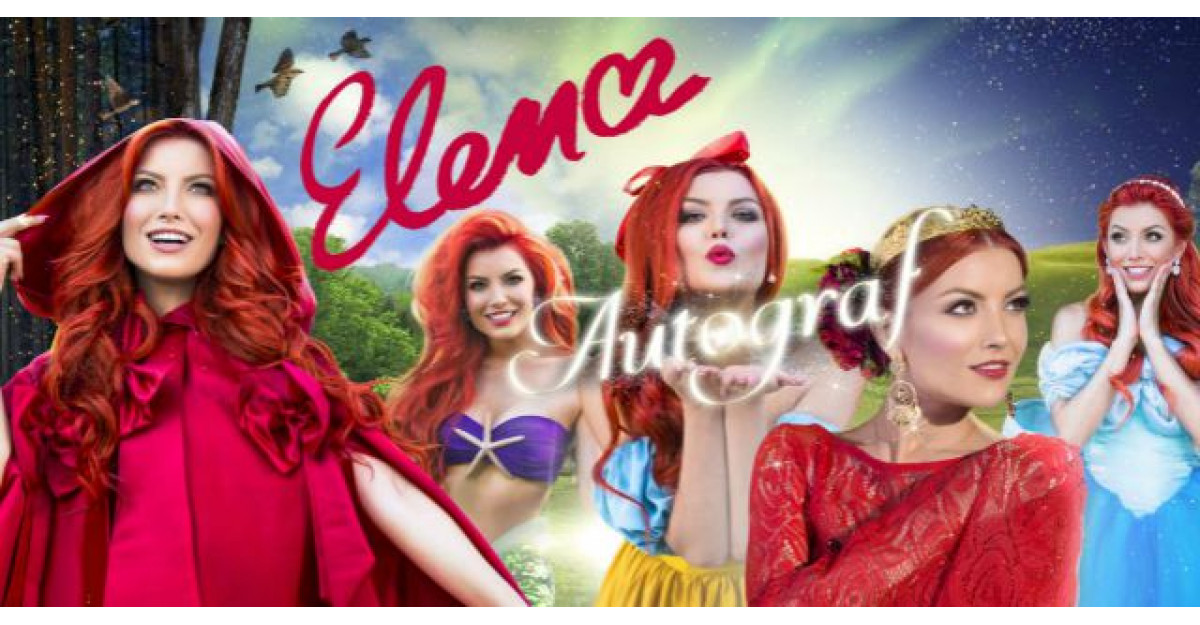 Elena Gheorghe, complet SCHIMBATA in noul videoclip