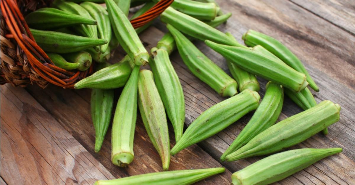 Bamele, unele dintre cele mai sanatoase legume. Beneficii incredibile