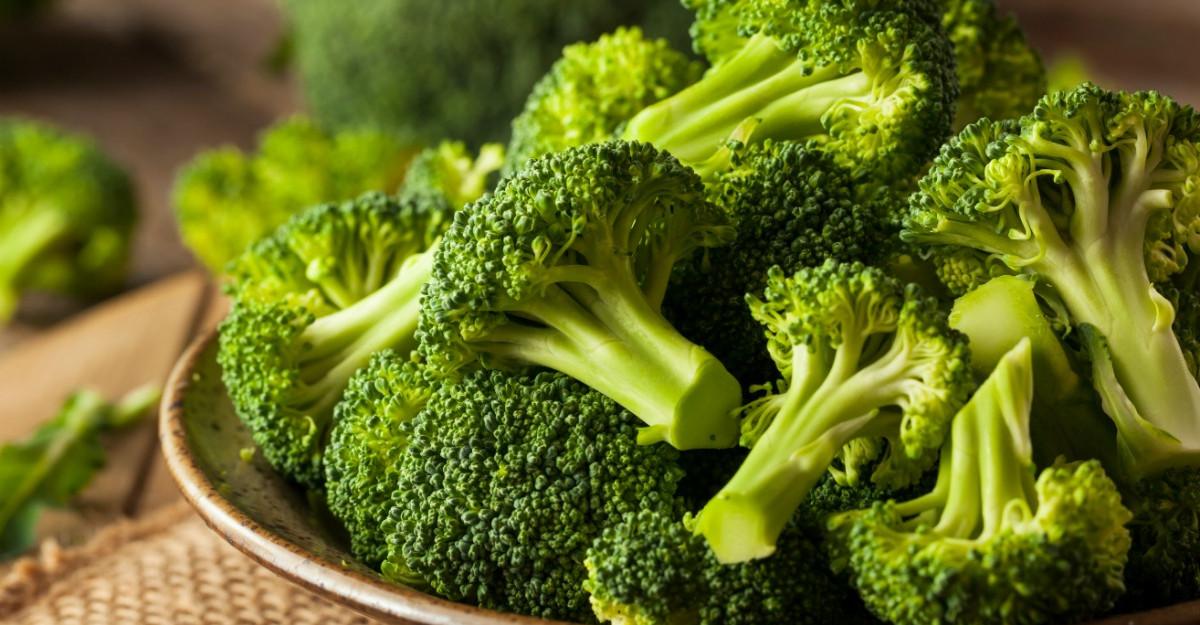 Cum trebuie gatit broccoli?