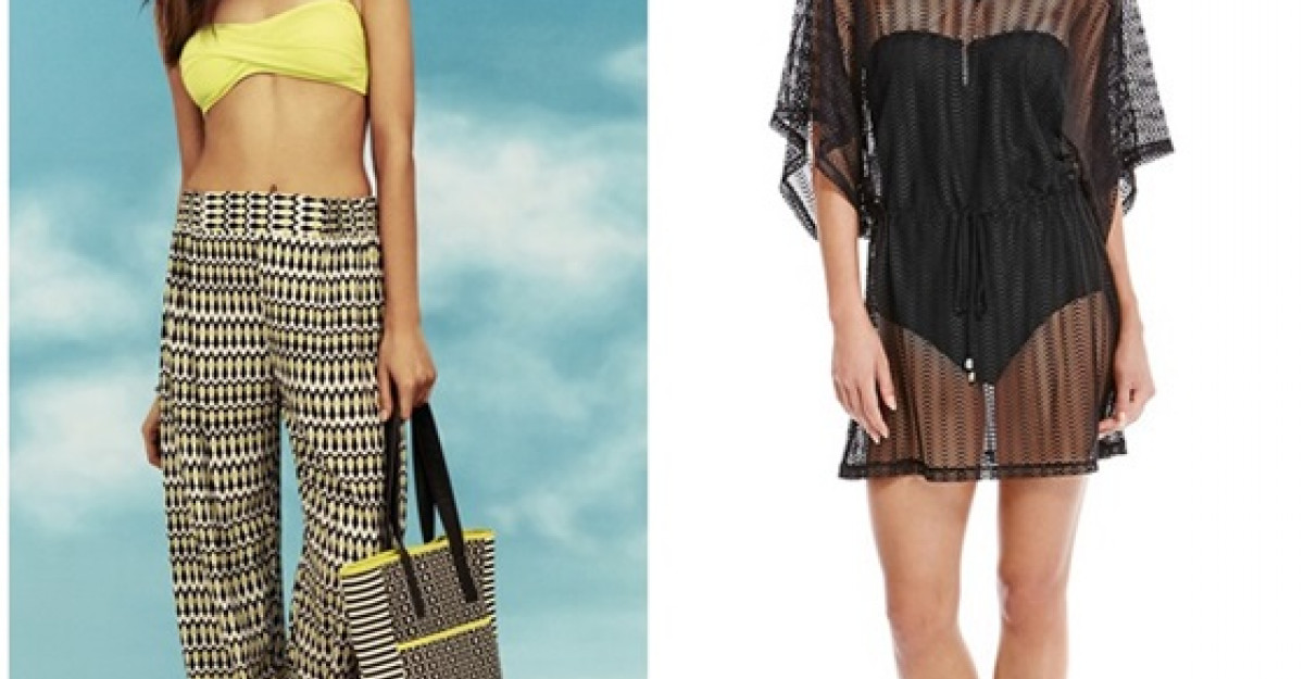 Costumele de baie Marks & Spencer 2015 - confort chic pentru intreaga vara