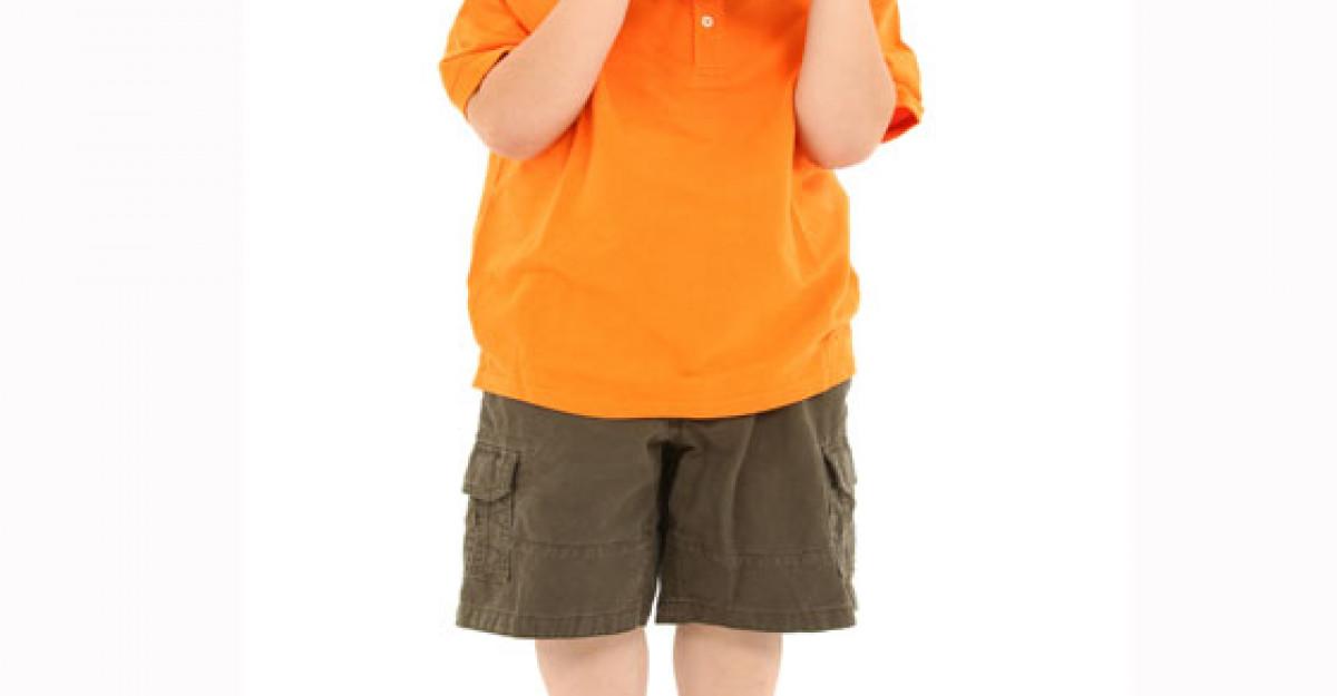 Cum ajung copiii obezi