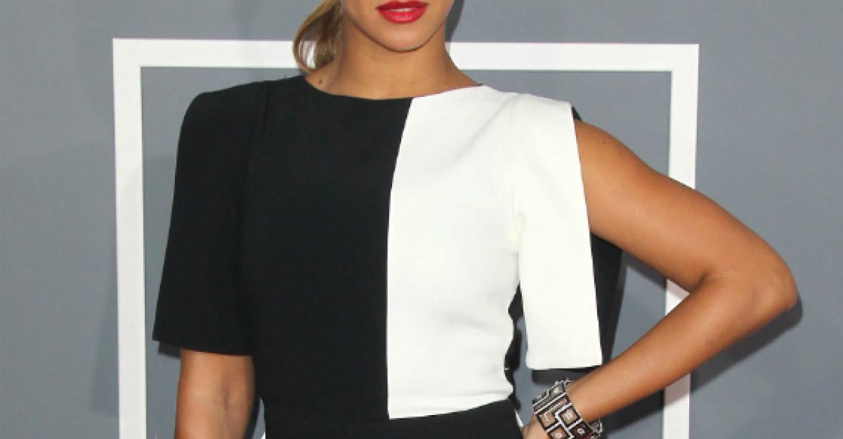 Foto: Beyonce, blonda si mai slaba ca niciodata!
