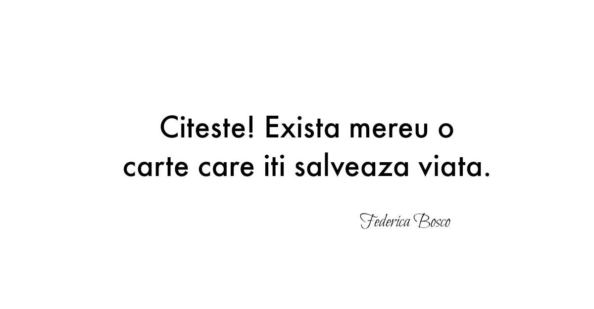 Alfabetul dragostei. Cele mai frumoase citate de iubire dupa Federica Bosco