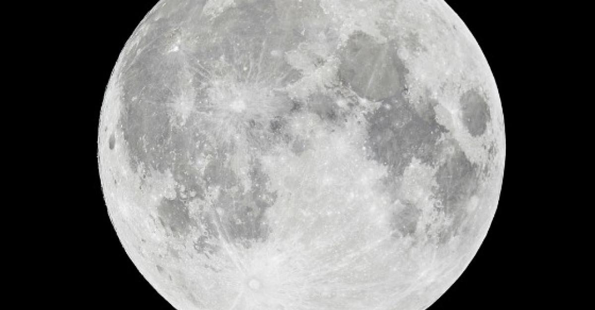 Astronomie: Cum te influenteaza SUPER LUNA PLINA din 14 noiembrie