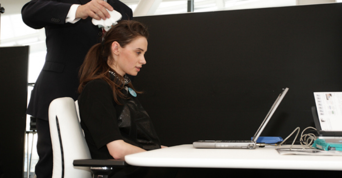 Seminar interactiv despre ergonomie, organizat de Hansen Office Design