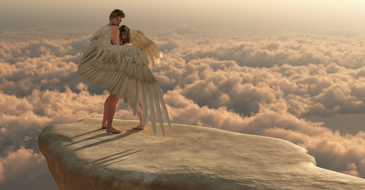 Nu uita! Îngerul tău păzitor este cu tine tot timpul