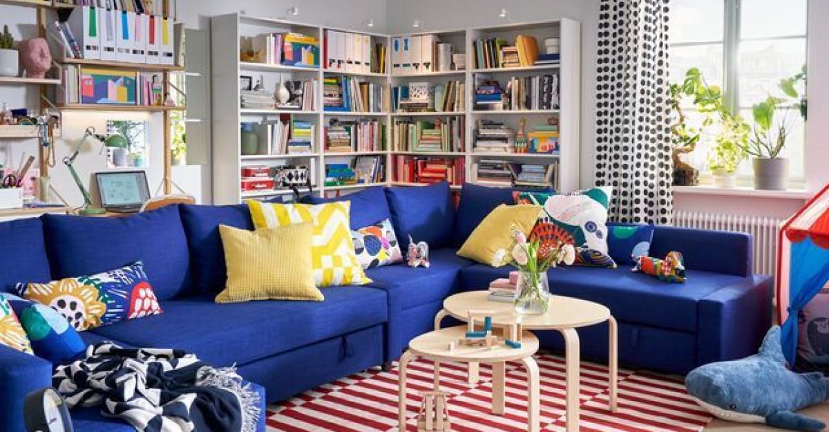 Catalogul IKEA 2020 este aici! Aruncă o privire peste soluțiile recomandate pentru un nou început!