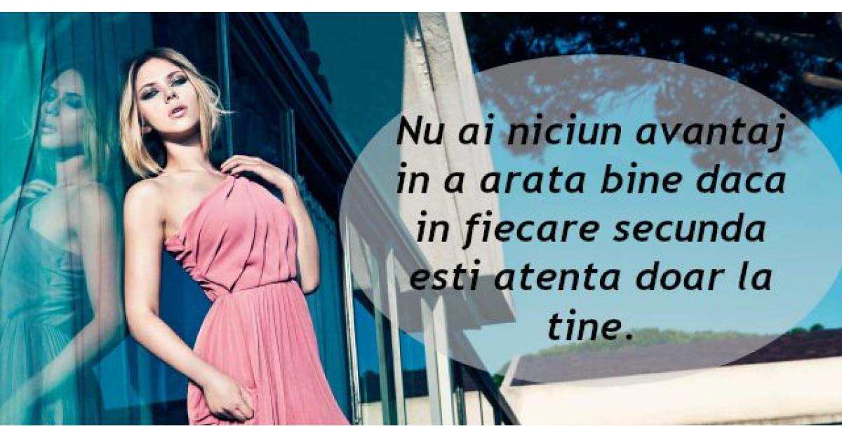 Scarlett Johansson: Cum te astepti ca altii sa te iubeasca daca nici macar tu nu te iubesti?