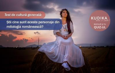 Test de cultura generala: Stii cine sunt aceste personaje din mitologia romaneasca?