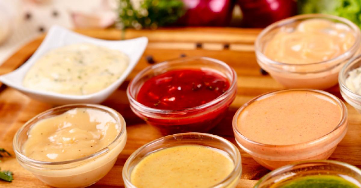 Sosuri. 24 de retete delicioase si usor de preparat