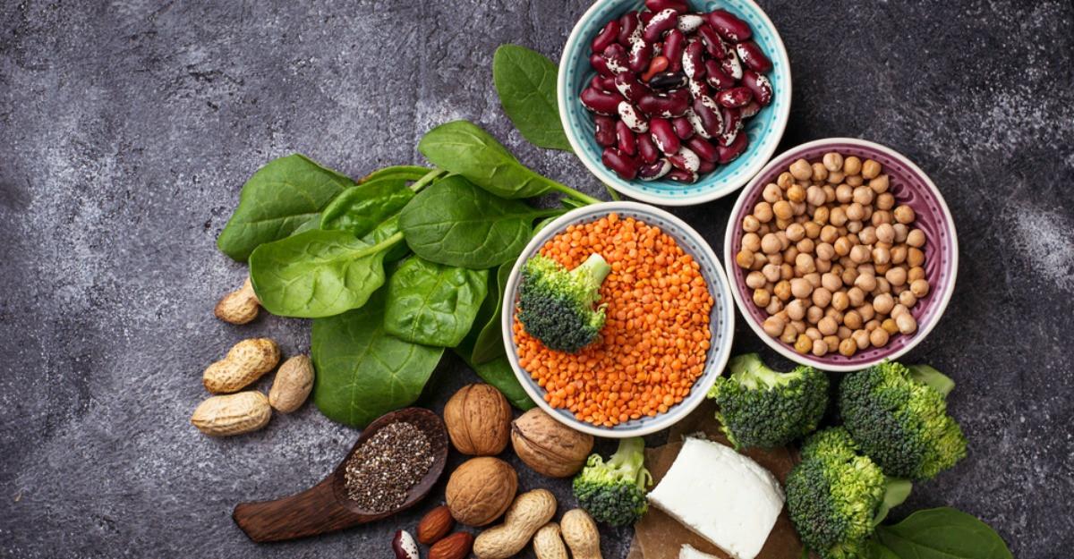 Proteinele vegetale, un plus pentru sănătate