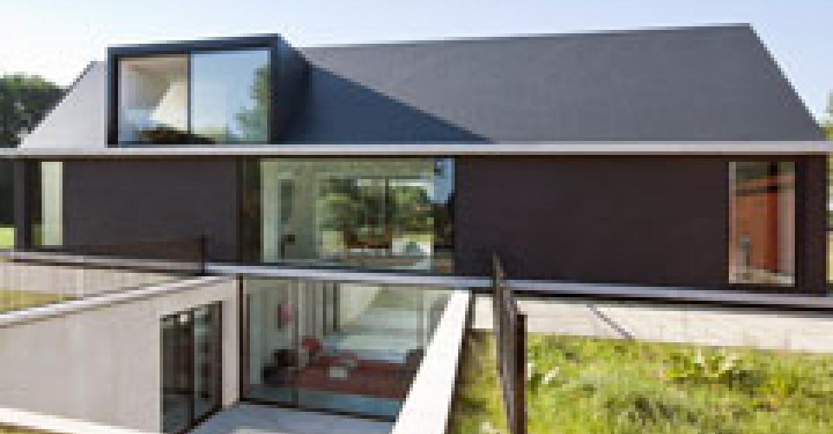 Vila in Olanda: mai mult decat arhitectura contemporana