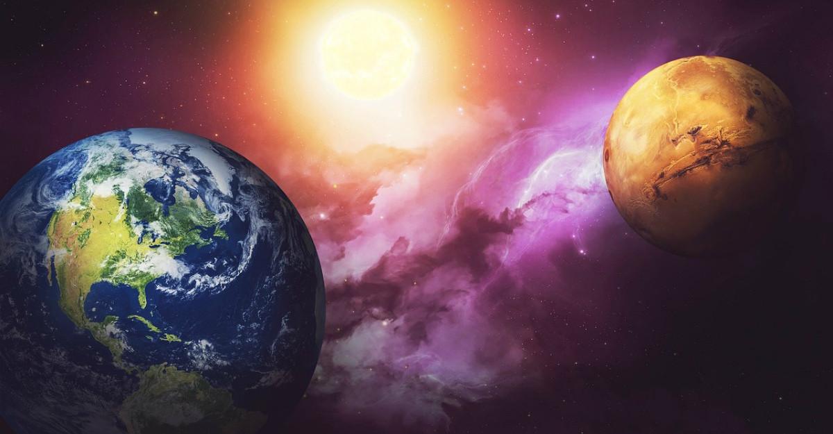 Premieră în lumea științei: cum se aude un răsărit pe Marte