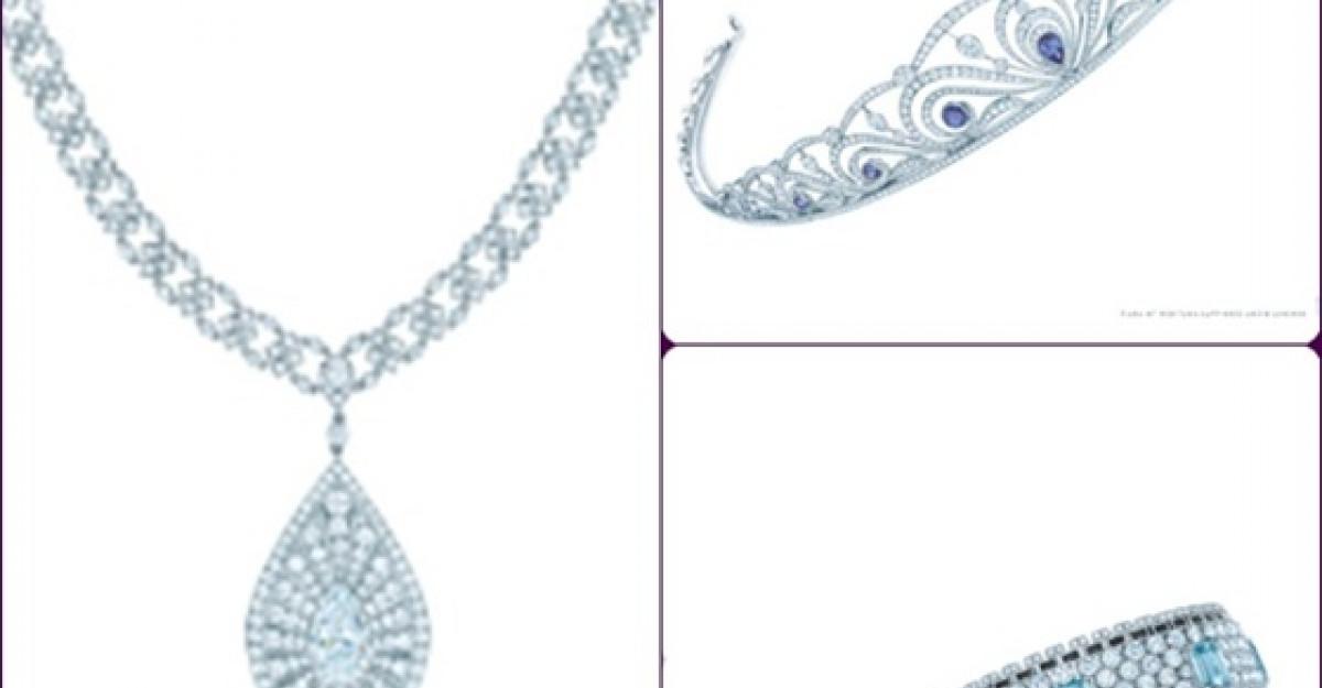 Colectia Tiffany 2013: 12 bijuterii de poveste