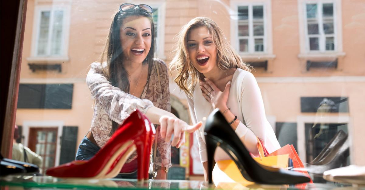 Pantofi de ocazie pentru rochia de banchet