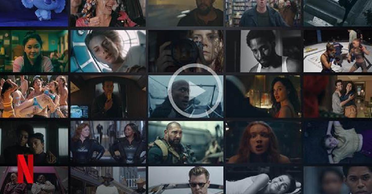 Lista completa a filmelor Netflix din 2021