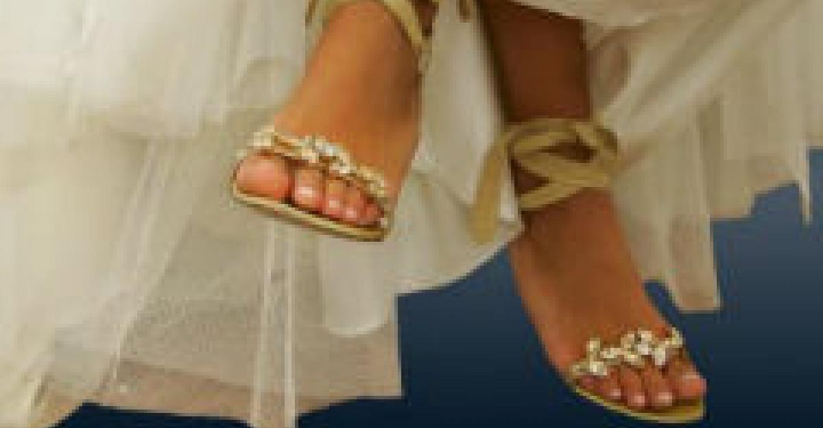25 Cele mai fashioniste sandale pentru nunta si cununia civila