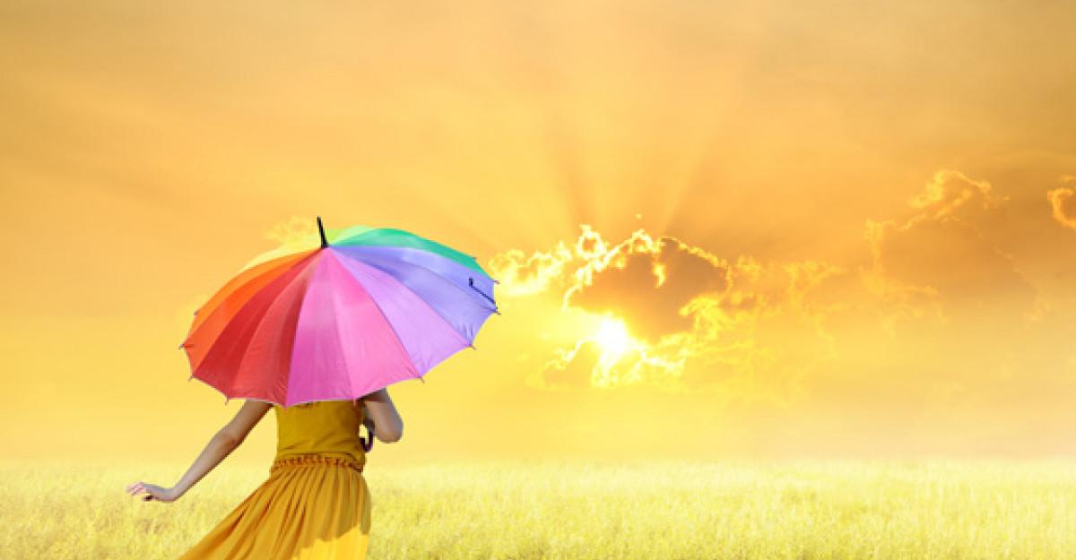Personalitatea din spatele curcubeului: afla ce spun culorile despre tine
