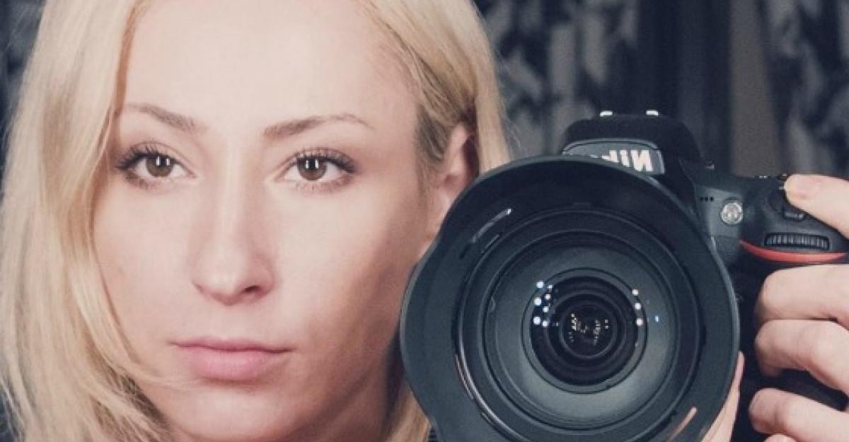 Mihaela Lopez, seminar de fotografie la centrul cultural Top Kids