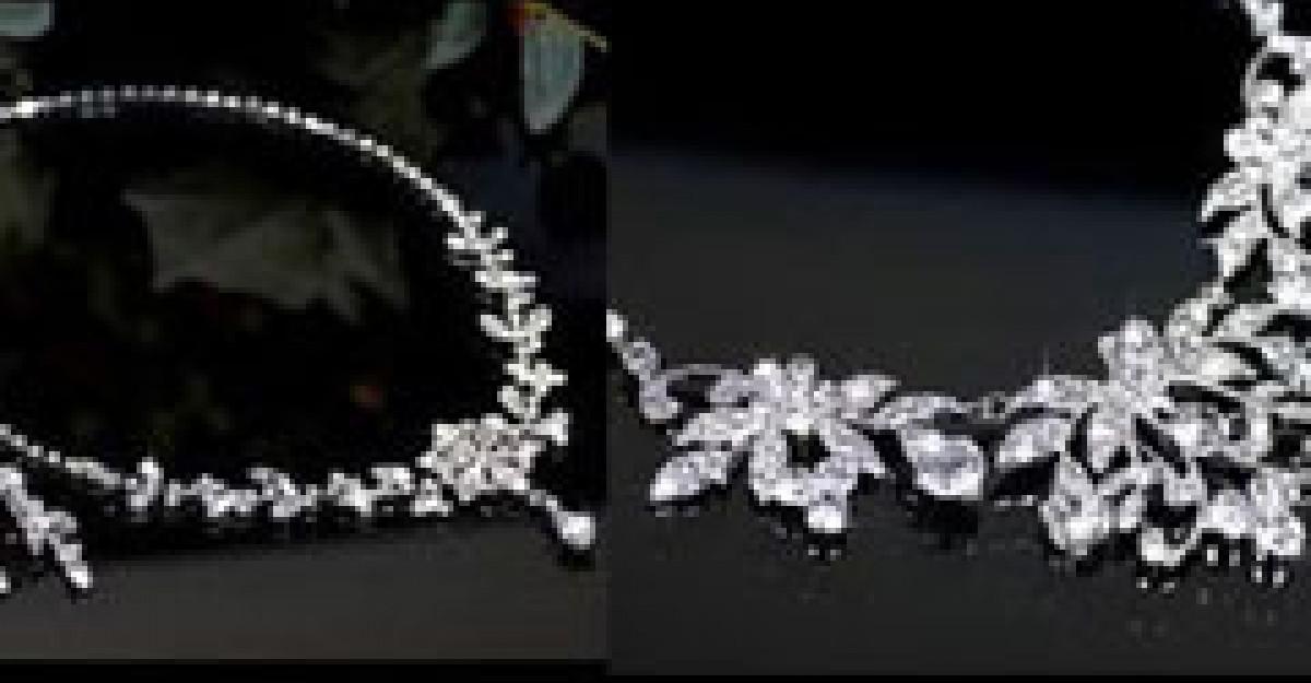 Bijuterii glamour pentru cele mai elegante mirese