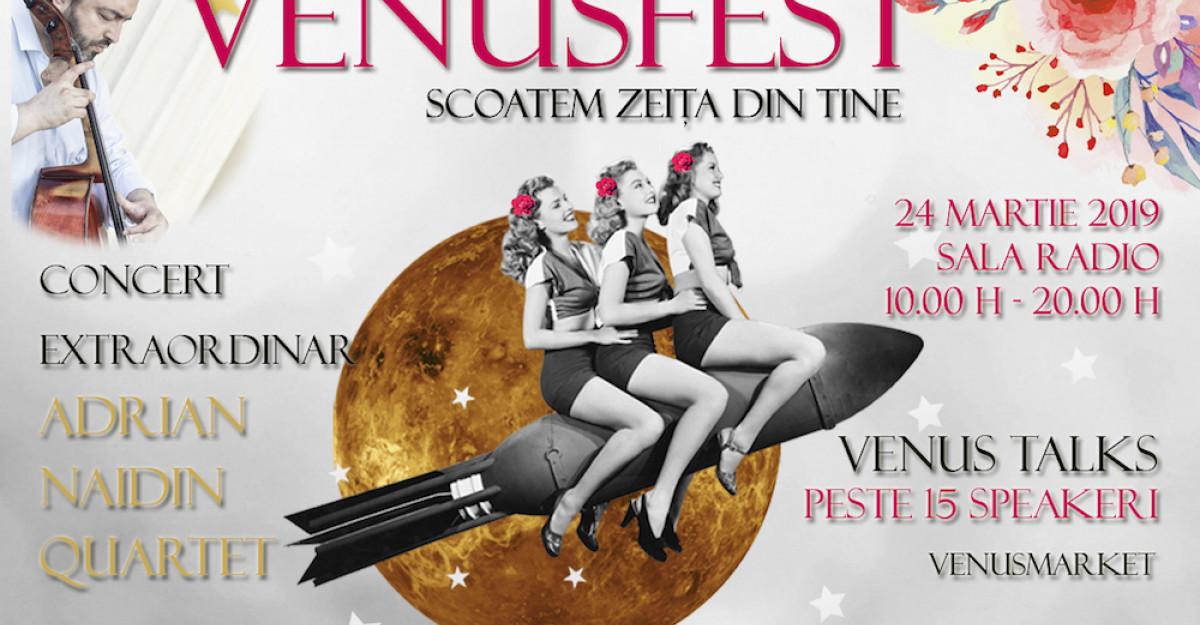 VenusFest: Coaching la feminin