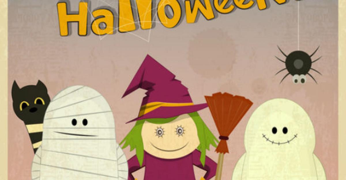 Desene de Halloween