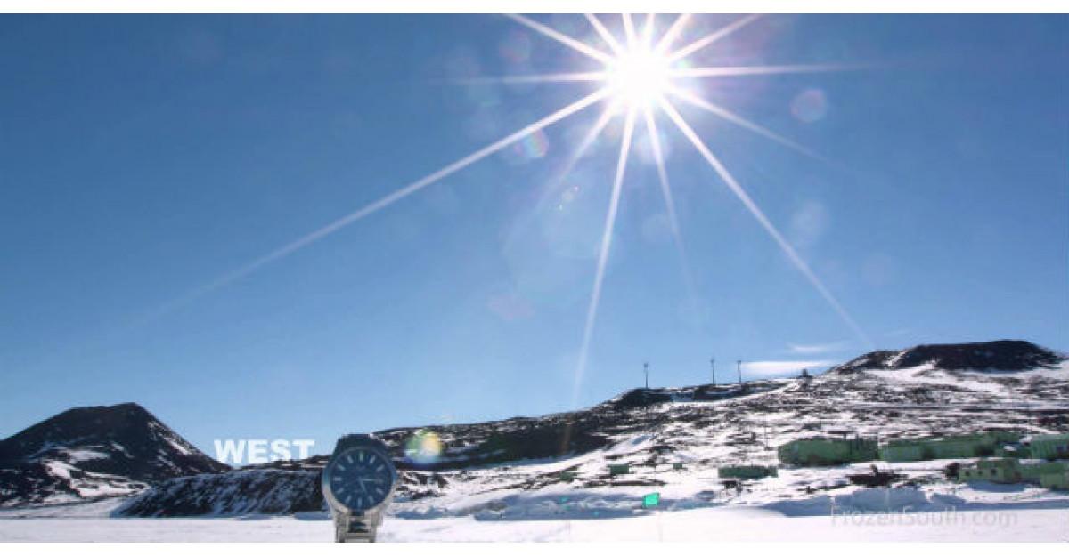 Video: A mers in Antarctica si a filmat cerul timp de cateva luni. Ce a descoperit este INCREDIBIL